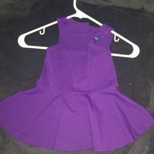 Toddler Girls Polo Dress